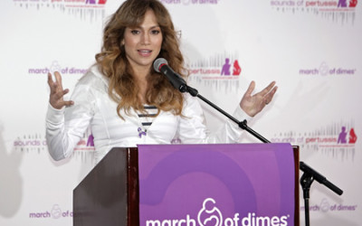 Jennifer Lopez, reached fellow mothers in national campaign