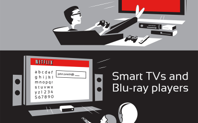 Netflix Streaming 101 Infographic